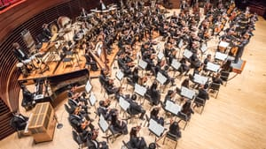 The Philadelphia Youth Orchestra carries on tradition. (Photo courtesy of Philadelphia Youth Orchestra.)