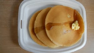 Pancakes? Or institutional racism? The Alternative Theatre Festival asks. Image via Wikimedia Commons.