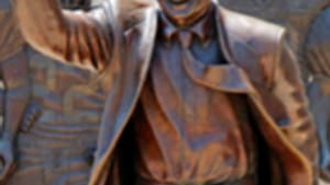 Penn State's Joe Paterno statue: The way, the truth and the light?