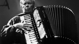 Pauline Oliveros, 1932-2016. (Photo by Pieter Kers)