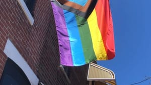 Sometimes words on their own aren't enough to encompass LGBTQIA+ identities. (Photo by Alaina Johns.)