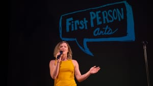 Jill Mail performing at last year's First Person Arts Festival. (Photo by Johanna Austin)