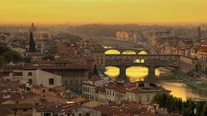 Il Ponte Vecchio at sunset