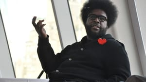 Questlove is DJing for the kids this weekend, too. (Photo by Joe Mabel, via Wikimedia.)