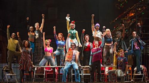"""Viva. La Vie. Boheme!"" The cast of the 20th-anniversary Broadway tour of 'RENT.' (Photo by Carol Rosegg.)"