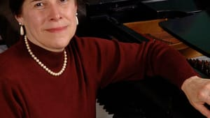 Pianist Cynthia Raim joins the Wister Quartet on May 8. (Photo courtesy of 1807 & Friends.)