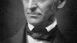 Long before Trump or Freud, Emerson analyzed the president in two simple sentences. (Photo via Creative Commons/Wikipedia.)