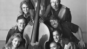 The Relâche ensemble in the late 1980s and early 90s: Kathleen Carroll, Chuck Holdeman, Laurel Wyckoff, Doug Mapp, John Dulik, Lloyd Shorter, Helen Carnivale, and Ken Ulansey. (Photo courtesy of Joe Franklin.)
