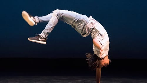 Reveling in a dance form that deserves equal airtime with ballet. (Image courtesy of the Kimmel Center.)