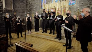 Choral Arts closes its online season this weekend with a requiem to remember. (Photo courtesy of Choral Arts.)