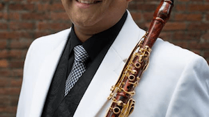 Guest soloist Ricardo Morales. (Photo courtesy of Chamber Orchestra of Philadelphia)