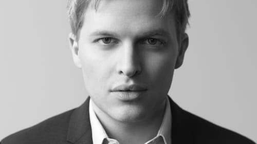 Ronan Farrow's new book is cinematic on its own merits. (Photo by Brigitte Lacombe.)