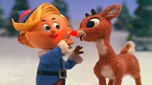 Hermey and Rudolph: a couple of misfits. (both photos by CBS Entertainment - © 1997 CBS INC)