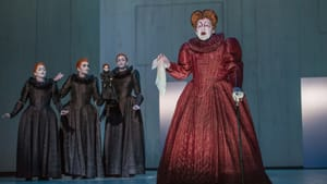 """Scowling, grinning, and glowering: Elizabeth I in """"Shakespeare's Sonnets."""""""