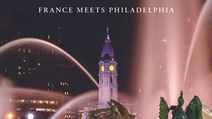 A history of Philly through French eyes? (Image courtesy of Temple University Press.)