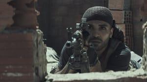 "Sammy Sheik as Mustafa in ""American Sniper"" (photo © 2014 Warner Bros. Entertainment Inc.)"