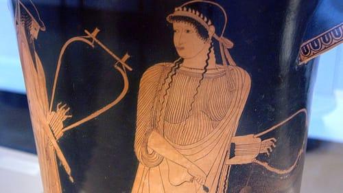 What would Sappho do? (Image via Wikimedia Commons.)
