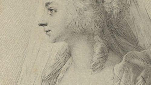 Late 18th-century portrait of Sara Itzig Levy. (Image via Creative Commons/Wikimedia)