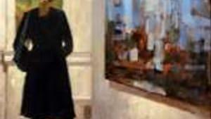 Paul Schulenburg's 'Art Lover': Quest for quiet contemplation.