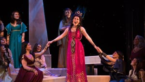 Lindsay Ohse's Semiramide in happier times. (Photo by Moonloop Photography)
