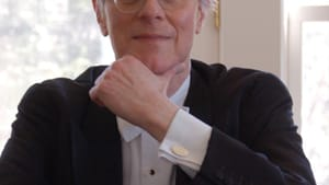 Pianist Peter Serkin appeared at the Kimmel on January 18. (Photo courtesy of PCMS.)