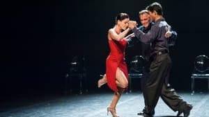 A sublime and daring tango: Estaban Morena, Daniel del Valle Escobar, and Claudia Codega in 'Sin Salida.' (Photo by Keira Heu Jwyn Chang.)