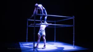 Wrestling desires: Briannon Holstein and Thomas Welsh-Huggins. (Photo by Steve Sarafian.)