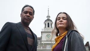 Steve Wright and Charlotte Northeast star in 'The Agitators' at Theatre Horizon. (Photo by Daniel Kontz.).