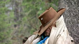 A sheep rancher in Ilisa Barbash and Lucien Castaing-Taylor's 'Sweetgrass' takes a nap.