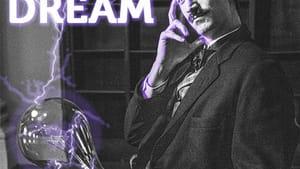 A complicated dreamer: David Wrigley as Nikola Tesla in 'Tesla's Dream.' (Photo by Lendl Tellington; edited by John Brown.)