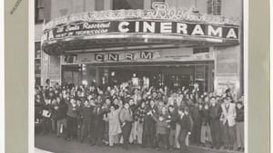 Gone but not forgotten: the Boyd Theater in 1953. (Image courtesy of the Free Library of Philadelphia Print and Picture Collection.)