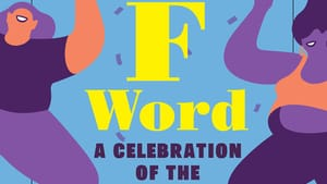 It isn't a bad word. (Image courtesy of Abrams Books.)