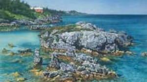 Toogood's 'View of Tobacco Bay': Where Philadelphia artists flourish.