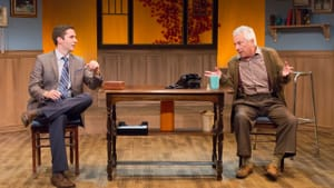 Mitch and Morrie: So close and yet so far. (Photo courtesy of Act II Playhouse.)