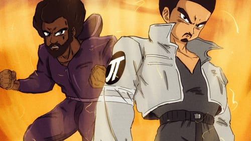 On my podcast, I talked with my cousin, filmmaker Jesse Torres, about how 'Dragon Ball Z' informed our identities as artists and as family. (Image by Jesse Torres.)