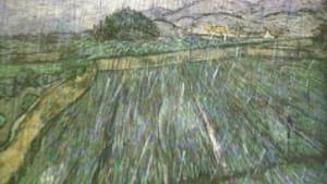Van Gogh's 'Wheat Field in Rain': Depressing, or joyous?
