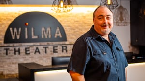 Director Yury Urnov has joined the WIlma Theater as a co-artistic director. (Photo courtesy of Wide Eye Studios.)