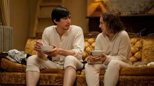 Adam (Adam Driver) and Hannah (Lena Dunham): Should she ditch the boy? (www.hbo.com)