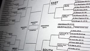 """At last, a foolproof system for filling out your bracket. (Photo: """"Addiction"""" by Jason Dean, via Creative Commons/Flickr)"""