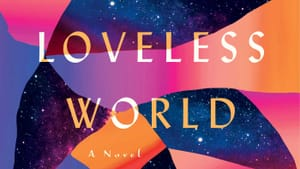 'Against the Loveless World' tells the story of a refugee trying to find a home. (Image courtesy of Simon & Schuster.)