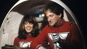 """He arrived as an alien: Robin Williams and Pam Dawber in """"Mork & Mindy"""" (© American Broadcasting Companies, Inc.)"""