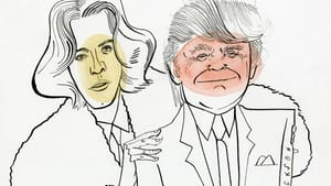 The importance of being a character, from Wilde to Trump. (Illustration for BSR by Mike Jackson of alrightmike.com)