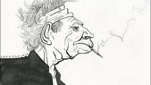 Still alive: Keith Richards. (Illustration for BSR by Mike Jackson of alrightmike.com)
