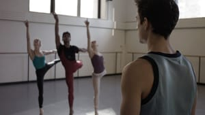 Peck watching dancers rehearse. (© 2014 - Magnolia Pictures)
