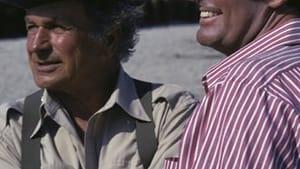 "Like father, like son: Noah Beery Jr. and James Garner in ""The Rockford Files."" (Photo by Gene Trindl - © 1978 Gene Trindl - Image courtesy mptvimages.com)"