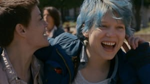 """Léa Seydoux (right) in """"Blue Is the Warmest Color"""" (photo  © 2013 - Sundance Selects)"""