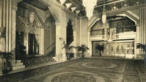 The lobby of the Boyd when it opened in 1928. (All photos via the Irvin R. Glazer Collection, Athenaeum of Philadelphia.)