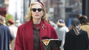 "The hairdo, the lipstick, the gloves: Cate Blanchett in ""Carol."" (© 2015 – StudioCanal)"