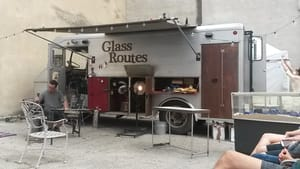 Glass Routes is taking it to the streets. (photos by Neil Bardhan)