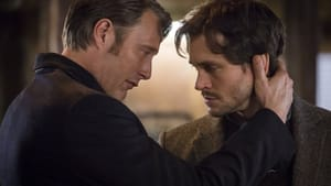 Hannibal + Will 4ever. (Photo by NBC - © 2014 NBCUniversal Media, LLC)